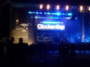 Two Door Cinema Club Cancelled Clockenflap